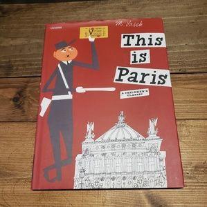 This is Paris by M. Lasek (A Children's Classic)